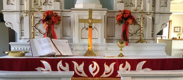 WBM Altar