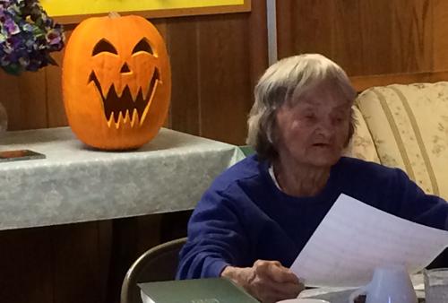 Bonnie Bakken Halloween Party WBM