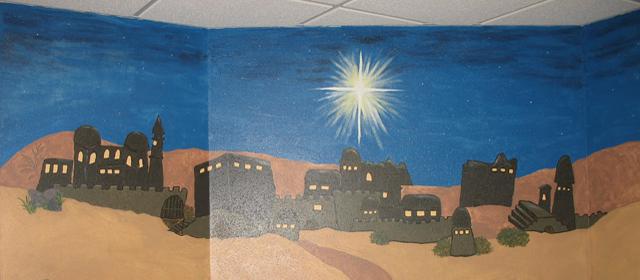 Bethlehem Mural