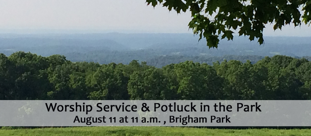 Service in the Park Brigham