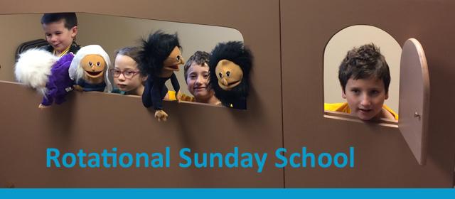 Rotational Sunday School